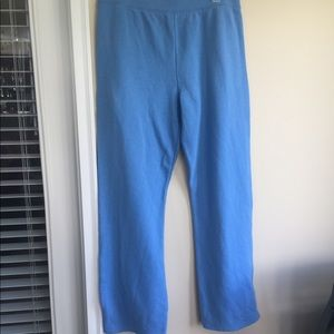 Light blue sweatpants A003
